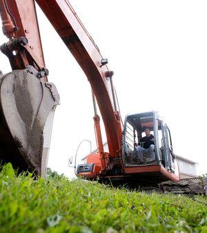 bautechnische Maßnahmen im Garten