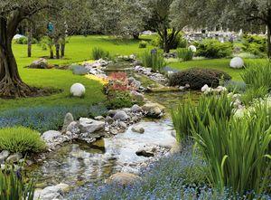 wasserbauliche Maßnahmen im Garten